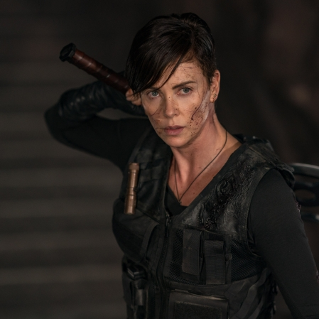 "Charlize Theron as Andy in ""The Old Guard."" (Photo courtesy of Netflix)"